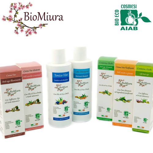 cosmetici biomiura
